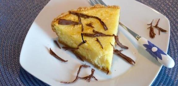 tarte marmelade chocolat